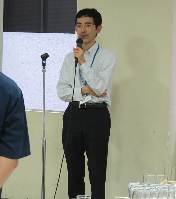材料化学研究室OB・OG会2015